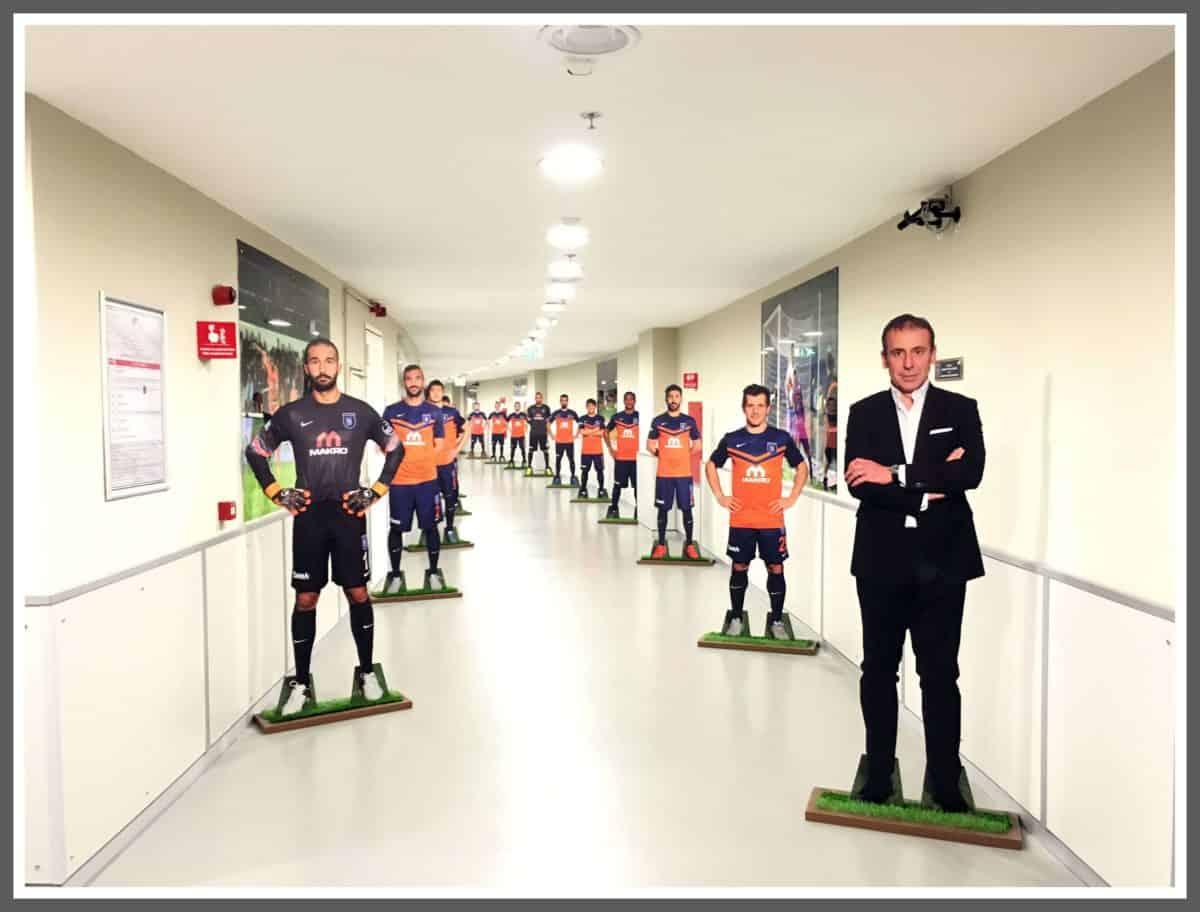 İstanbul Başakşehir Futbol Kulübü Maket Çalışması