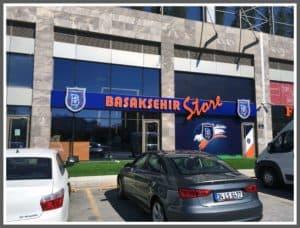 Tabela Uygulama Başakşehir Store